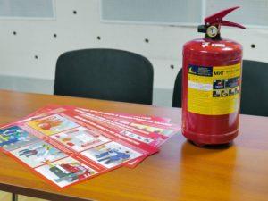 обучение руководителя пожарно техническому минимуму